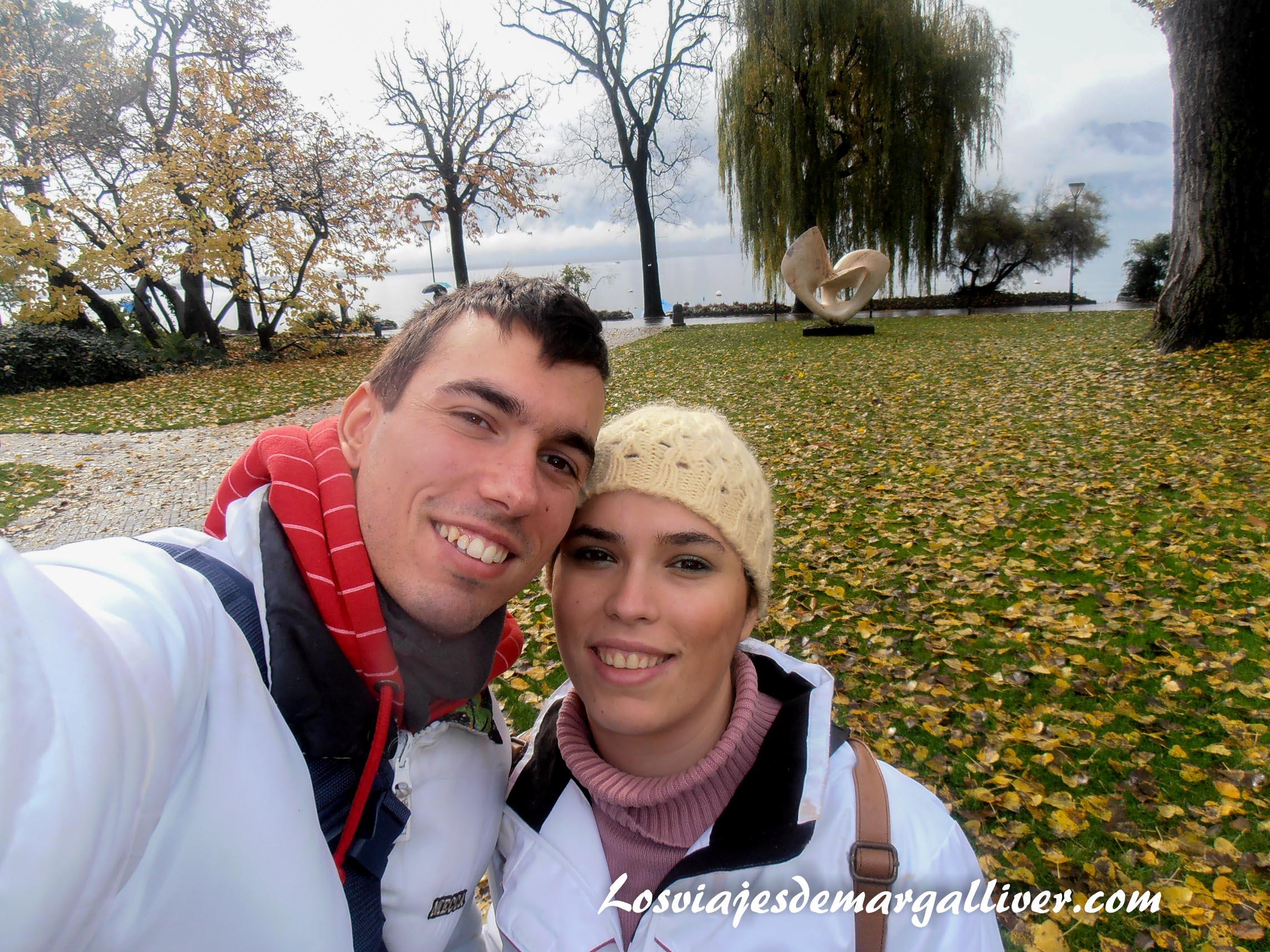 paseando por Montreux, 7 viajes románticos para San Valentín - Los viajes de Margalliver