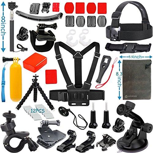 Kit cámara acción , equipamiento viajero - Los viajes de Margalliver