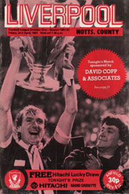 Liverpool 1981/82