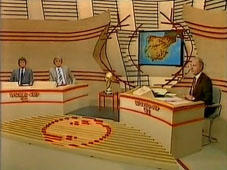 ITV World Cup studio 1982