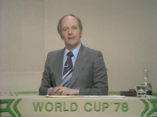 Brian Moore - ITV World Cup 1978