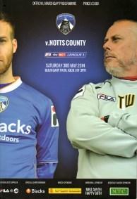 Oldham Athletic 2013/14