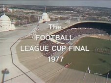 ITV League Cup Final 1977