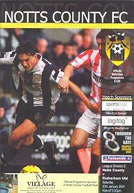 2009/10 Notts County v Rotherham United