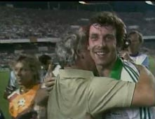 Gerry Armstrong & Billy Bingham, World Cup 1982