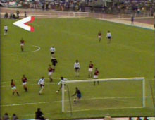 Euro 72 final action replay
