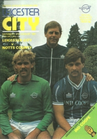 Leicester City 1983/84