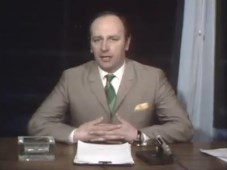 ITV League Cup Final 1970 - Brian Moore