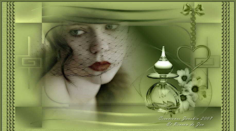 Tutorial Perfume de Mujer