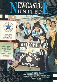 Newcastle 1990/91