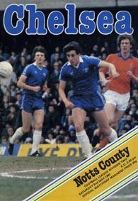 Chelsea 1980/81