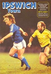 Ipswich Town 1981/82