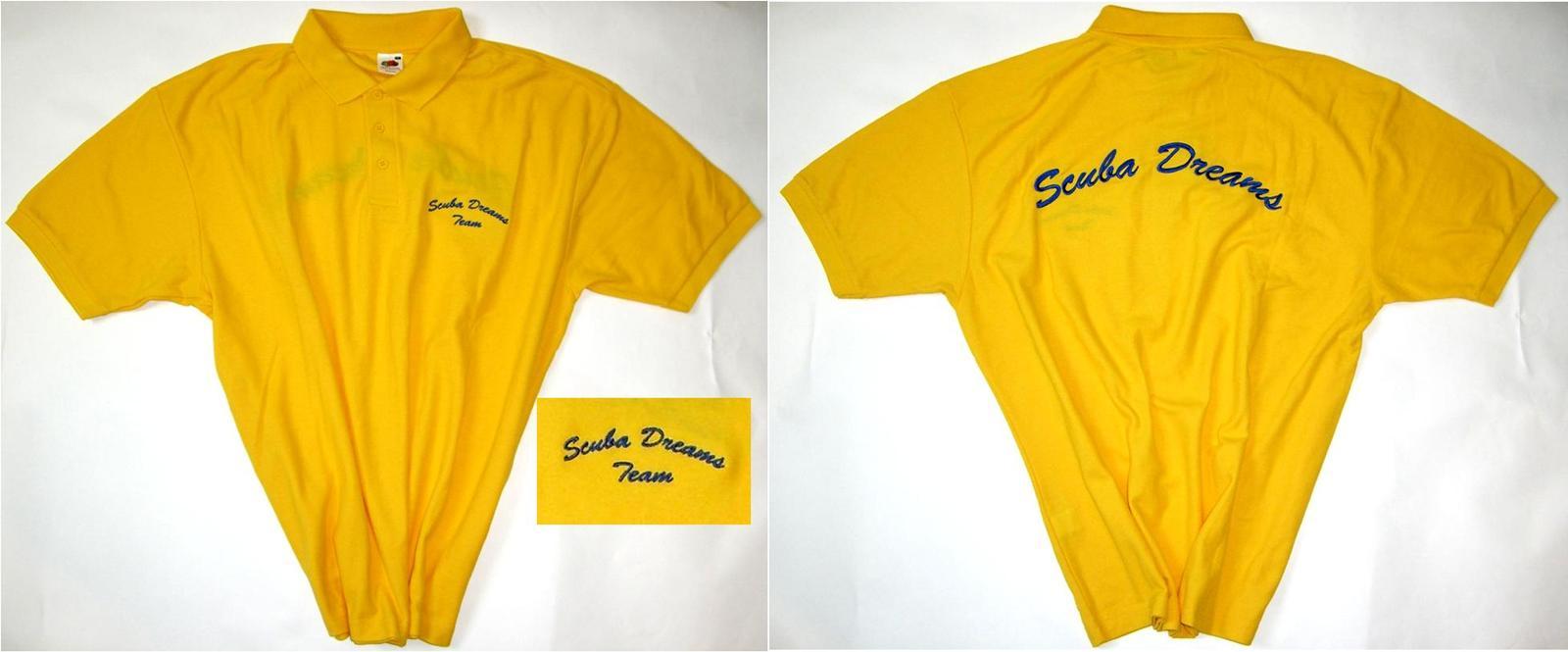 Scuba Dreams Team Poloshirt