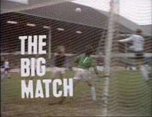 The Big Match 1974/75
