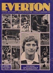 Everton 1975/76