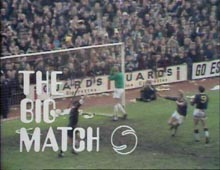 The Big Match 1970/71