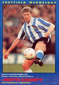 Sheffield Wednesday 1990/91