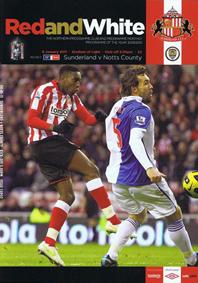 Sunderland 2010/11