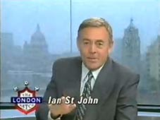 Ian St John - The London Match 1992/93