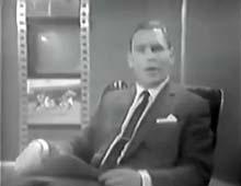 Ken Wolstenholme, November 1963