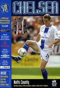 Chelsea 2003/04