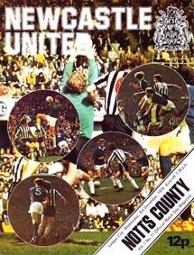 Newcastle 1975/76