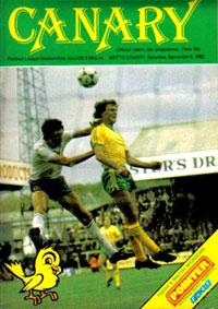 Norwich City 1982/83
