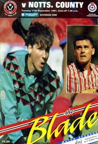 Sheffield United 1991/92