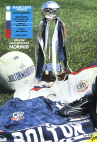 Bolton [Play Off SF] 1989/90