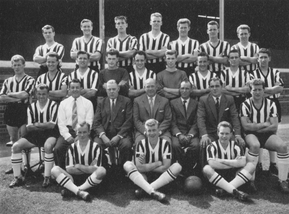 Notts County 1959/60