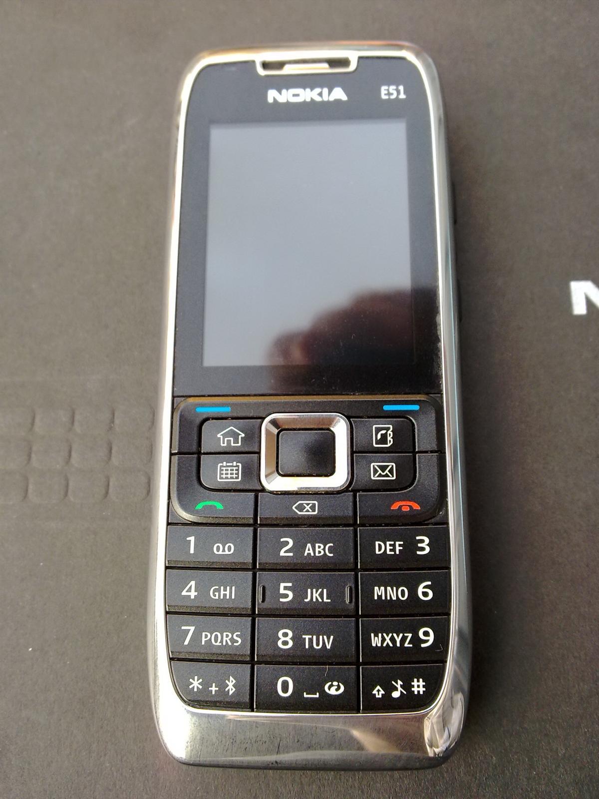 Nokia N97 - E51