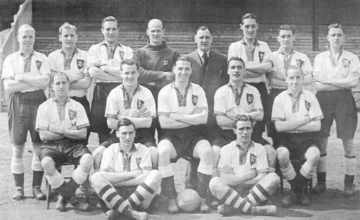 Notts County FC 1949/50