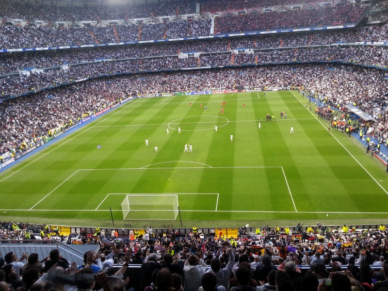 Real Madrid - Bayern de Munich (Semifinales UCL)  WP_20140423_010