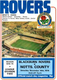 Blackburn 1978/79