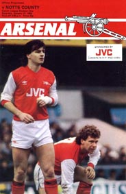 Arsenal 1983/84