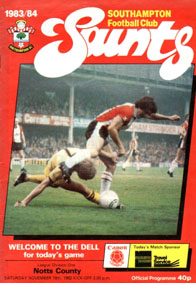 Southampton 1983/84