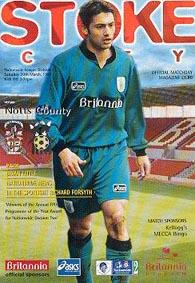 Stoke City 1998/99