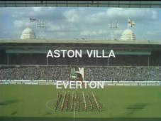 ITV League Cup Final 1977 - Aston Villa v Everton