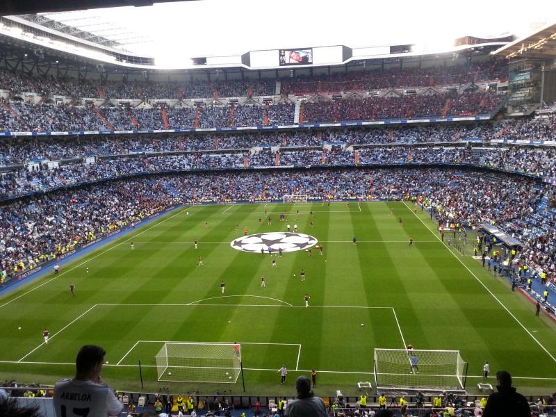Real Madrid - Bayern de Munich (Semifinales UCL)  WP_20140423_009