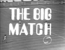 The Big Match 1968/69