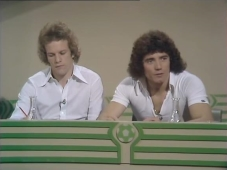 Andy Gray and Kevin Keegan - ITV World Cup 1978