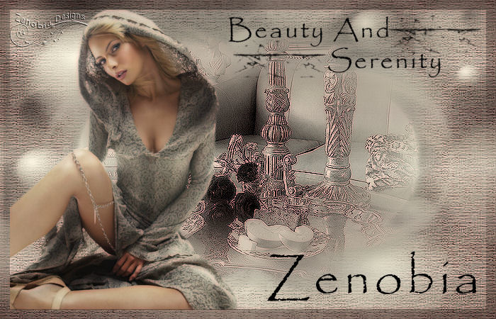 Tutorial Beauty And Serenity