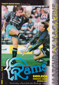Derby County 1993/94