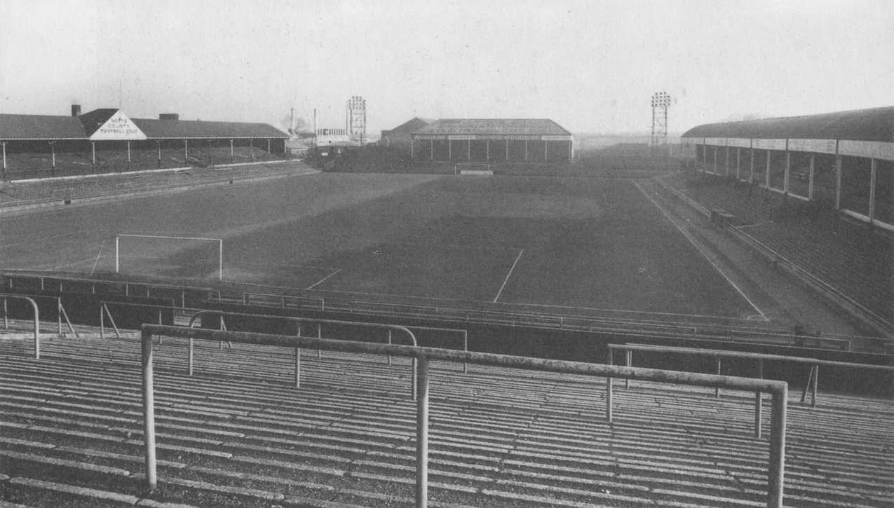 Meadow Lane 1962