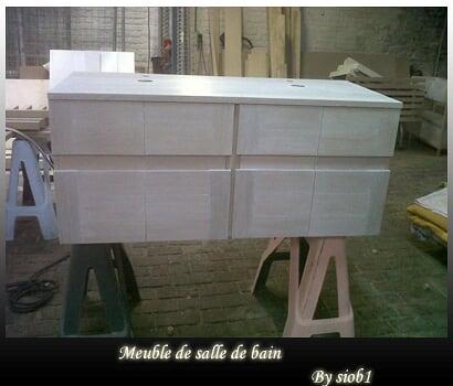 Forum de cr ation menuiserie formation th orique du - Construire un meuble de salle de bain ...