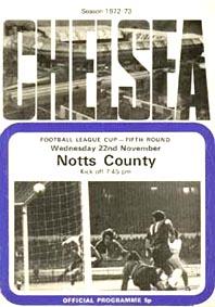 Chelsea 1972/73