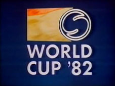 ITV World Cup titles 1982