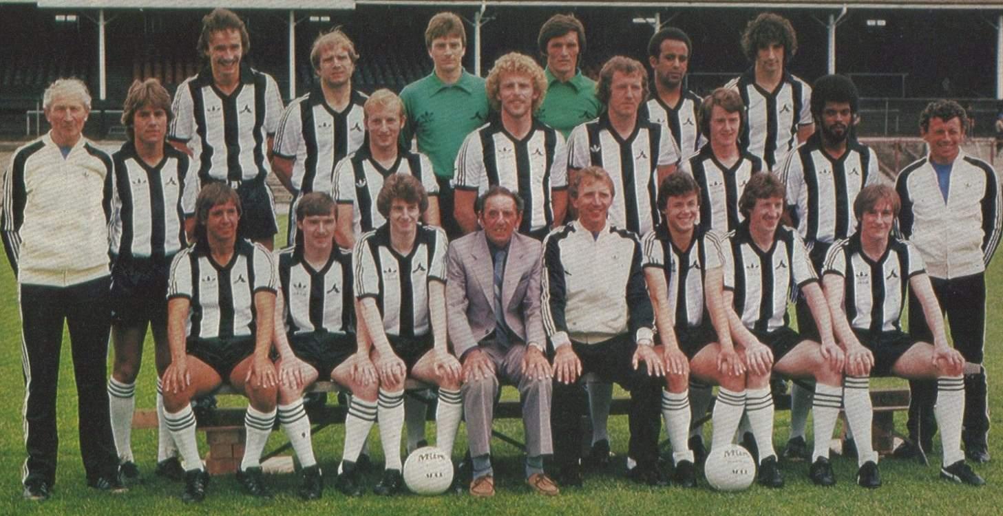 Notts County FC 1980/81