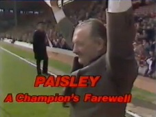 Paisley: A Champion's Farewell (ITV 1983)